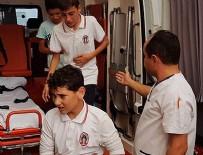 MANAVGAT IRMAĞI - İçme suyuna klor karıştı, okullar tatil edildi