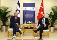 ENERJI BAKANı - İsrailli Bakan Açıklaması Türkiye'nin Gazze'deki...