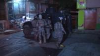 NARKOTIK - İstanbul'da Zehir Tacirlerine Şafak Operasyonu