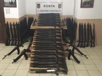 RUHSATSIZ SİLAH - Jandarmadan Sahte Silah Satıcılarına Darbe
