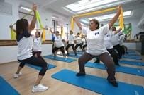 KONAKLı - Kadınlar Sağlıklı Yaşam İçin Form Tutuyorlar