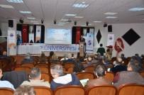 BÜROKRASI - 'Karadeniz Ve Balıkçılık Çalıştayı' Sinop'ta Başladı