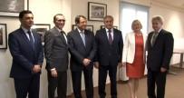 MUSTAFA AKINCI - Kıbrıslı Liderler Yeniden Bir Arada