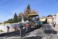 FUTBOL SAHASI - Kocahıdır Mahallesinde 9 Sokak Yenileniyor