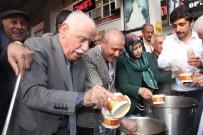 MEHMET ERDEM - Malatya Ülkü Ocakları Aşure Dağıttı
