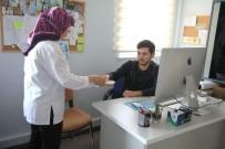 ODUNPAZARI - Odunpazarı Belediyesi Çalışanlarına Aşure Dağıttı