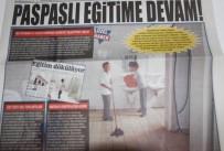 YALAN HABER - Öğrencilerin Okulda Tuvalet Temizlediği İddialarına Yalanlama