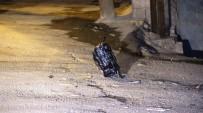 BOMBA İMHA UZMANI - Okul Çantası Bomba Paniğine Neden Oldu