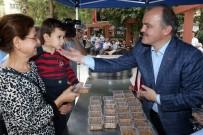 İSLAM ALEMİ - Pamukkale Belediyesi'nden 2 Bin Kişilik Aşure İkramı
