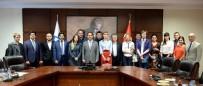 IRKÇILIK - Rus Gazeteci Heyeti Türkiye'de