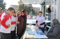 SAĞLIK EKİBİ - Serdivan'da Vatandaşları Sağlıklı Hayata Teşvik Ettiler