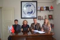 UMUTSUZLUK - SES Eskişehir Şube Başkanı Yalçın Mutlu Açıklaması