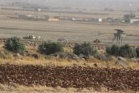 ÖZGÜR SURİYE - Sınırın Suriye Tarafında Büyük Hareketlilik