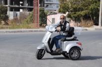 GÖLGELI - Spastik Felçli Emekli Gazeteciye Basın İlan Kurumu Sahip Çıktı