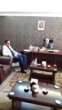 ABDÜLMECIT - Talay'dan Müftü İşleyen'e Ziyaret