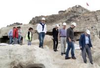 MEHMET KEÇECI - Turizmciler Dünyanın En Büyük Yer Altı Şehrini Gezdi
