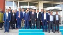 MUSTAFA ELDIVAN - Vali Aktaş Nevjet Toplantısına Katıldı