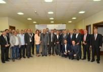 MUSTAFA ÜNAL - Vali Elban, İş Adamlarıyla Bir Araya Geldi