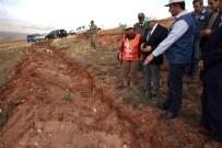 İSMAIL USTAOĞLU - Vali İsmail Ustaoğlu Açıklaması 'Farklı Projelerle Çalışmalara Devam Edeceğiz'
