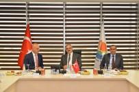 MÜNIR KARALOĞLU - Vali Karaloğlu, OSB Müteşebbis Heyeti Toplantısına Katıldı