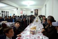 VEDAT YıLMAZ - Vali Özefe, Damal'da Muharrem İftarına Katıldı
