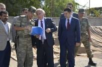 AHMET KARATEPE - Vali Tuna'dan Karakuzu Jandarma Karakoluna Ziyaret