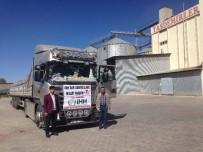 KİMYASAL SALDIRI - Van'dan Halep'e 3 TIR Yardım