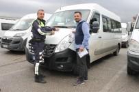 BANDROL - Yalova'da Servis Araçları Denetimden Geçti