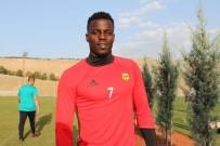 MALATYASPOR - Yeni Malatyasporlu Pereira'nın Hedefi Süper Lig