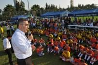 SPOR KOMPLEKSİ - Yüreğir Belediyesi Takımlarında Lisanslı Futbolcu Sayısı 400'Ü Buldu