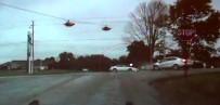 OHIO - 15 Yaşındaki Otomobil Hırsızları Kaza Yapınca Yakalandı