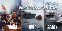 LIBYA - ABD Donanmasından Skandal Paylaişım