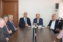 YOĞUN MESAİ - AK Parti Kırıkkale Milletvekili Can Halk Günü Toplantısına Katıldı
