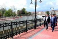 EMRULLAH İŞLER - AK Partili Milletvekili İşler Gümüşdere'yi Gezdi