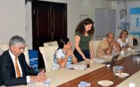 YÜKSEL MUTLU - Akdeniz Belediyesi'nden Sürdürülebilir Kent İçin E-Katılım Çalıştayı