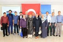 MURAT YIĞIT - Akdeniz Elektrik'ten 'Demokrasi Şehitleri'nin Ailelerine Destek