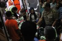 Amanoslar'da Çatışma Açıklaması 1 Uzman Çavuş Yaralı
