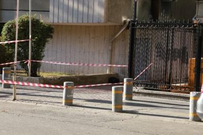 Ankara'da şüpheli çanta alarmı