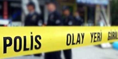 Antalya'da balıkçı barınağında roketli saldırı! İşte olay yerinden görüntüler