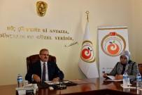 MÜNIR KARALOĞLU - Antalya'da Yetimlerine Sahip Çıkıyor Projesi