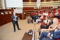 KADIN GİRİŞİMCİ - Antalya Genç Girişimciler Genel Kurulu