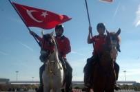 TÜRKIYE JOKEY KULÜBÜ - Atlı Cirit Ligi D Grubu Müsabakaları Başladı