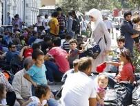 İNSAN KAÇAKÇILARI - Avrupa Konseyi'nden Fransa'ya sığınmacı kampı uyarısı