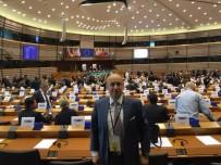 AVRUPA PARLAMENTOSU - AYTO Başkanı Ülken, Avrupa Parlamentosu Şirketler Meclisi Toplantısında
