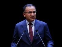 MİLLETVEKİLLİĞİ - Adalet Bakanı Bozdağ'dan 'başkanlık sistemi' açıklaması