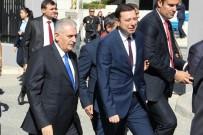 GENÇLİK VE SPOR İL MÜDÜRÜ - Başbakan'dan Stat Sorunu İçin Başkan Kocaoğlu'na Selam