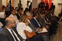 ŞAHINBEY BELEDIYESI - Başbakan Yardımcısı Türkeş'ten AK Parti İl Başkanlığına Ziyaret