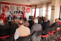 MEHMET ERDEM - Başkan Erdem Açıklaması 'MHP Yeni Bir Algı İle Yıpratılmaya Çalışılıyor'