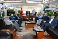 TÜRKIYE SEYAHAT ACENTALARı BIRLIĞI - Başkan Erdoğan, 'Yabancı Turist Sayısını Artırmakla İhracat Ayağımıza Gelmiş Olacak'