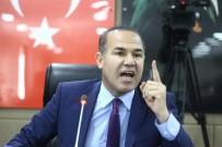 ADANA ALTıN KOZA - Başkan Sözlü, Meclis Toplantısında Adeta Çıldırdı